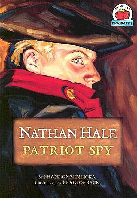 Nathan Hale By Knudsen, Shannon/ Orback, Craig (ILT)/ Zemlicka, Shannon