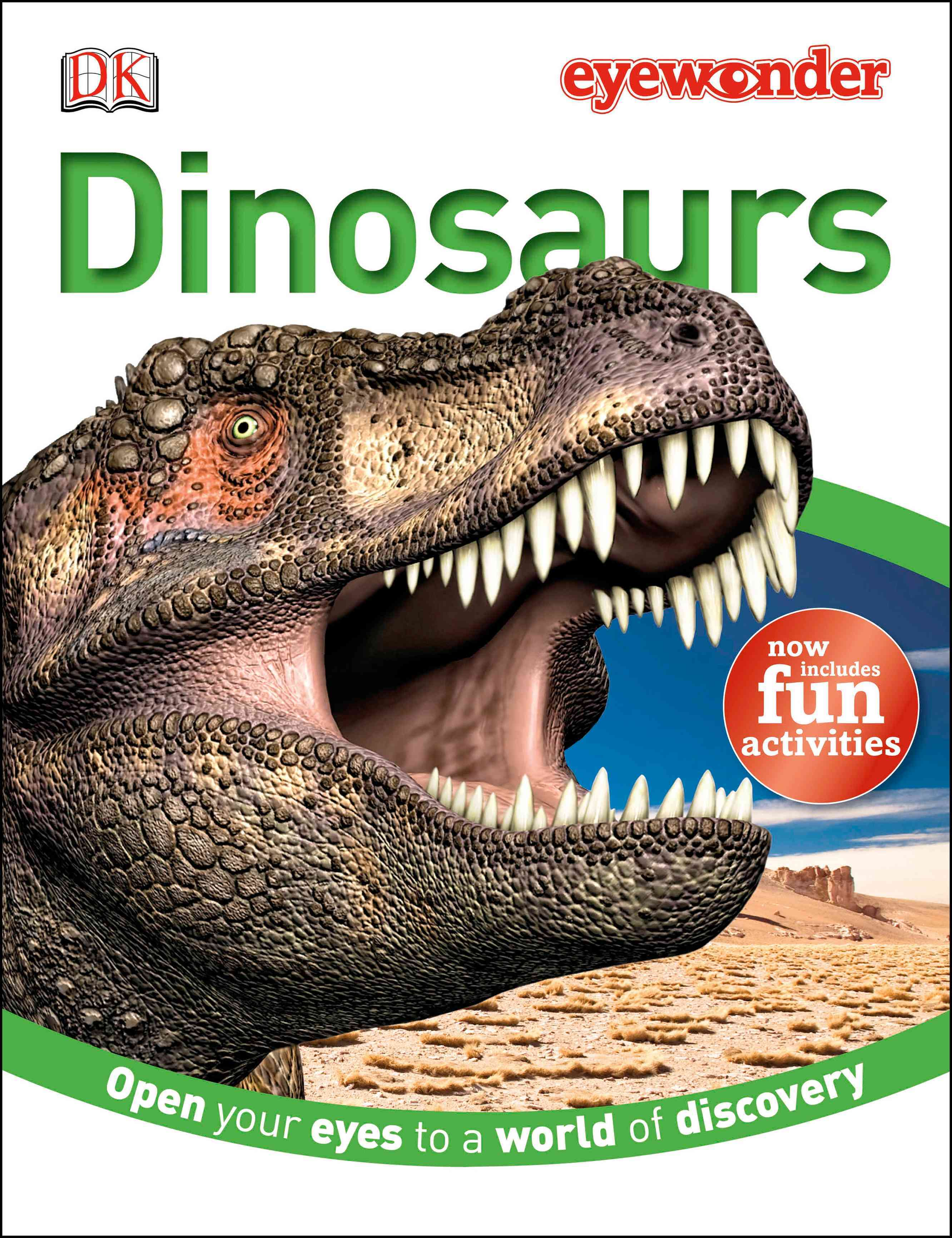 Dinosaurs By Dorling Kindersley, Inc. (COR)